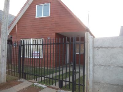 Arriendo de Casa  en Valdivia, sector Villa Galilea, Valor 250.000