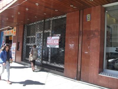 Arriendo de Local Comercial  en Valdivia, sector Centro, Valor 100 UF