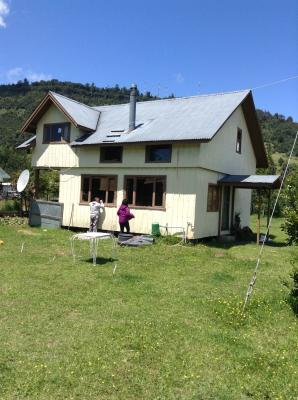 Venta de Parcela con casa  en Río Bueno, sector Lago Ranco, Valor $45.000.000