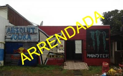 Arriendo de Local Comercial  en Valdivia, sector Regional-centro, Valor 28 UF