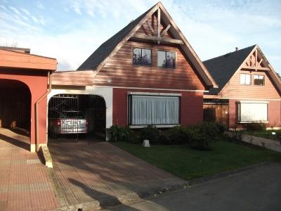 Venta de Casa  en Valdivia, sector El Bosque VI, Valor 110.000.000