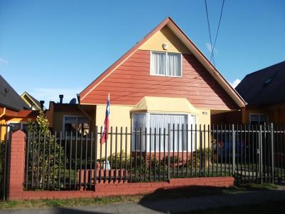 Venta de Casa  en Valdivia, sector NUEVA VILLA DEL REY, Valor 105.000.000