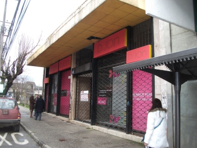 Arriendo de Local Comercial  en Valdivia, sector Centro, Valor 150 UF