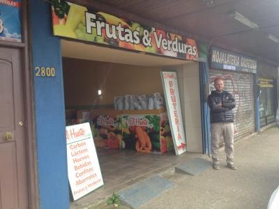 Arriendo de Local Comercial  en Valdivia, sector Picarte 2800, Valor 350.000