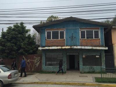 Venta de Propiedad con edificacion  en Valdivia, sector Antigua Estación, Valor $145.000.00