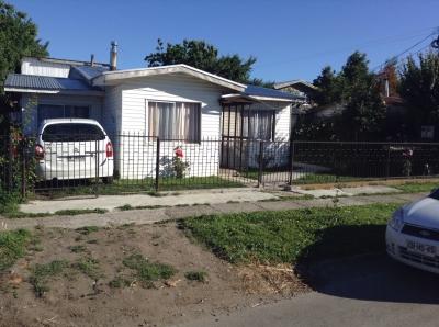 Venta de Casa  en Valdivia, sector Las Animas, Valor $85 mill.