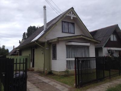 Venta de Casa  en Valdivia, sector Barrio El Estanque, Valor $ 88 mill.