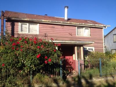 Venta de Casa  en Valdivia, sector Árica, Valor $40 mill.