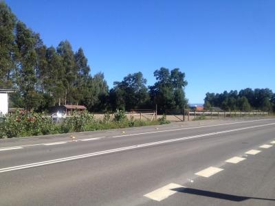 Arriendo de Terreno  en Valdivia, sector CABO BLANCO, Valor $400.000