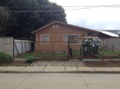 Venta de Casa  en Valdivia, sector Guacamayo, Valor 2.659 UF