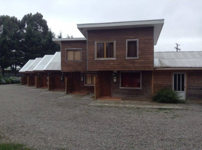 Venta de Cabaña  en Valdivia, sector Guacamayo, Valor 13.300 UF