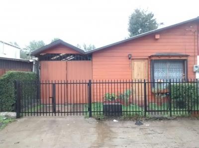 Venta de Casa  en Valdivia, sector VillaCau Cau , Valor $48.000.000