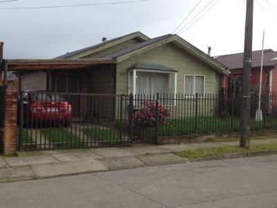 Venta de Casa  en Valdivia, sector Parque Kramer, Valor 90.000.000