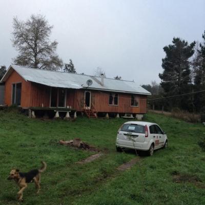 Arriendo de Parcela  en Valdivia, sector Chancoyan, Valor $ 300.000