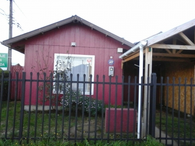 Venta de Casa  en Valdivia, sector Altos de Mahuiza, Valor $40.000.000