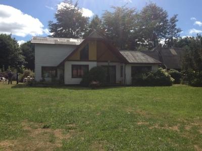 Venta de Casa  en Valdivia, sector Paillao, Valor $168.000.00