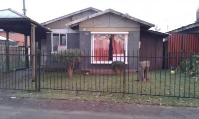 Arriendo de Casa  en Valdivia, sector Fundadores, Valor $ 300.000
