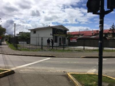 Venta de Propiedad con edificacion  en Valdivia, sector Picarte - Simson , Valor $190 millon