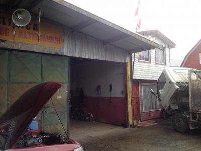Arriendo de Terreno Comercial con Galpones  en Valdivia, sector Las Animas, Valor $1.000.000