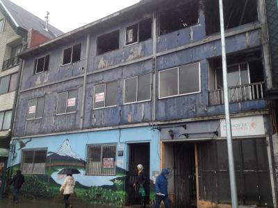 Venta de Propiedad con edificacion  en Valdivia, sector Centro, Valor $600 millon