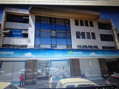 Arriendo de Oficina  en Valdivia, sector Centro, Valor 11 UF