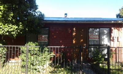 Venta de Casa  en Valdivia, sector Villa Asenav, Valor $62.000.000