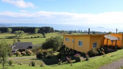 Venta de Parcela con casa  en Lago Ranco, sector Camino Piedra Mesa, Valor $358 millon