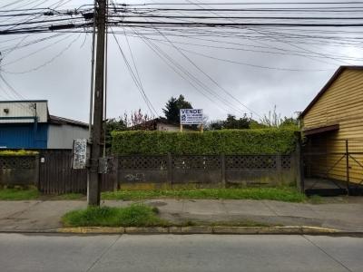 Propiedad con edificacion en Valdivia
