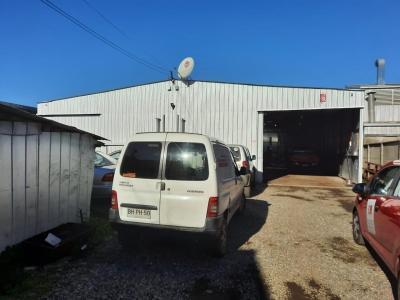 CentroCasas.cl Venta de Terreno Comercial con Galpones en Valdivia, ESTACION